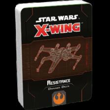 Star Wars X-Wing: Resistance Damage Deck