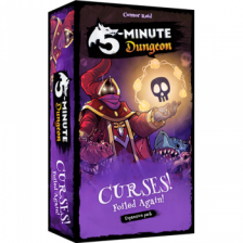 5 Minute Dungeon: Curses Foiled Again! Expansion