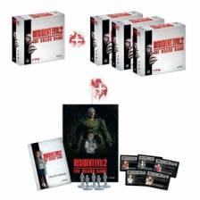 Resident Evil 2 The Board Game?Promo Kit