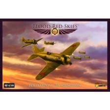 Blood Red Skies - Polikarpov I-16 Squadron