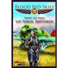 Blood Red Skies - Polikarpov I-16 Ace: Lev 'Sokol' Shestakov