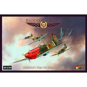 Blood Red Skies - Yakolev Yak-1b Squadron