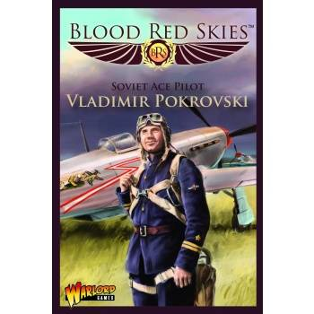 Blood Red Skies - Yakolev Yak-1b Ace: Vladimir Pokrovsky