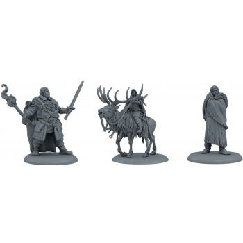 A Song Of Ice And Fire - Night's Watch Heroes Box 2