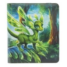 Dragon Shield Card Codex Portfolio 160 - Olive 'Peah'