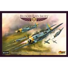 Blood Red Skies - Messerschmitt Bf 109G squadron