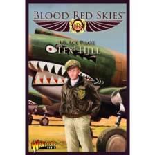 Blood Red Skies - P-40 Warhawk Ace: 'Tex' Hill