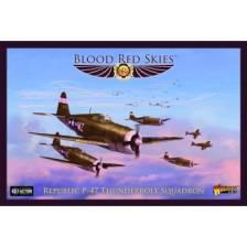 Blood Red Skies - Republic P-47 Thunderbolt squadron