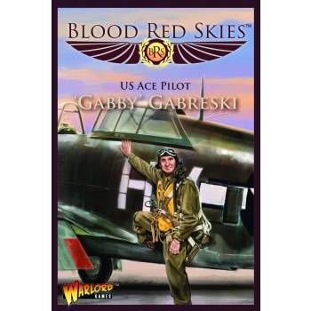 Blood Red Skies - P-47 Thunderbolt Ace: 'Gabby' Gabreski