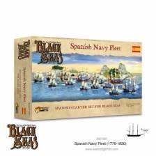 Black Seas: Spanish Navy Fleet (1770 - 1830)