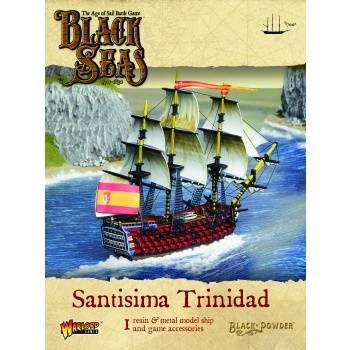 Black Seas: Santissima Trinidad