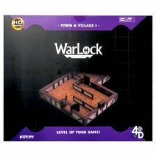 WarLock Dungeon Tiles: Town & Village