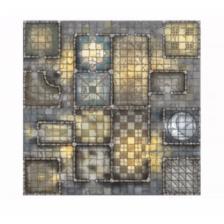 The Dungeon Books of Battle Mats