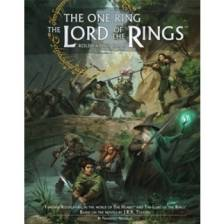 The One Ring - The Lord of the Rings RPG: 2nd Edition Rulebook
