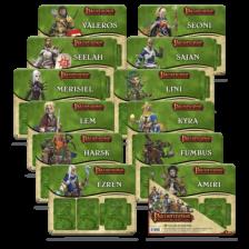 UP - Pathfinder Adventure Card Game Mini Mat 12 Pack