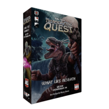What Lies Beneath: Thunderstone Quest Exp