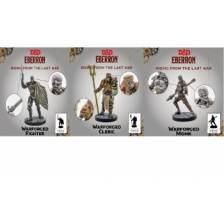 Warforged: D&D Collector's Series Eberron, Rising From The Last War Miniatures