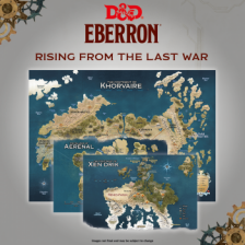 D&D - Rising From The Last War -