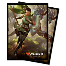 UP - Standard Sleeves Magic: The Gathering - Ikoria V2 (100 Sleeves)