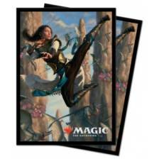 UP - Standard Sleeves Magic: The Gathering - Ikoria V3 (100 Sleeves)