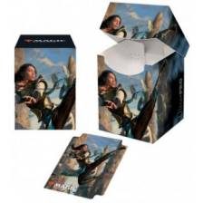 UP - PRO 100 + Deck Box - Magic: The Gathering Ikoria: Lair of Behemoths V3
