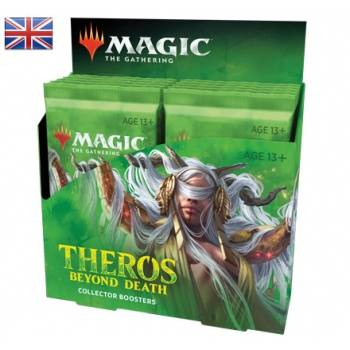MTG - Theros Beyond Death Collector Booster Display (12 Boosters)