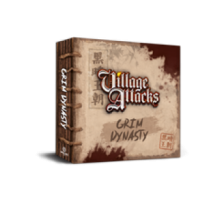 Village Attacks - Grim Dynasty Expansion