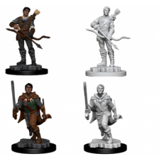 D&D Nolzur's Marvelous Miniatures - Male Human Ranger (6 Units)