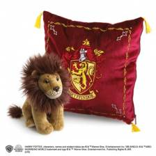 Harry Potter - Gryffindor House Plush and Cushion