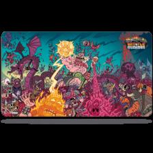 UP - Play Mat - Epic Spell Wars Studd Spellslammer & The Juice!