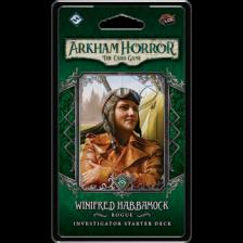 Arkham Horror LCG: Winifred Habbamock Investigator Deck