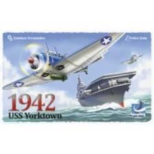 1942 USS Yorktown - EN/SP