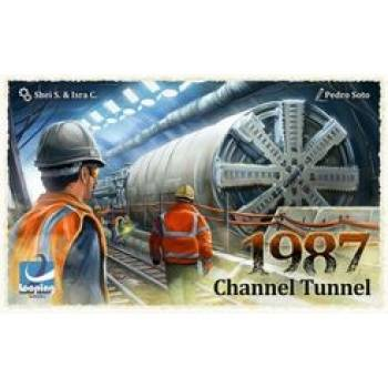 1987 Channel Tunnel - EN/SP