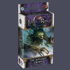 Lord of the Rings LCG: The Antlered Crown Adventure Pack