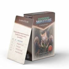 Wandering Monsters Deck: Underground