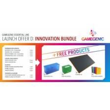 Gamegenic - Innovation Bundle (D) Red