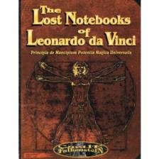 Castle Falkenstein: Notebooks of Leonardo DaVinci