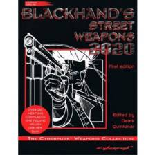 Cyberpunk: Blackhand's Street Weapons 2020