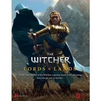 The Witcher TRPG: Lords and Lands