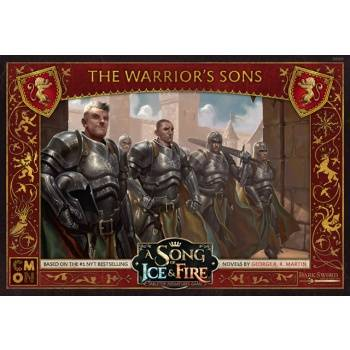 A Song Of Ice And Fire - Lannister Warrior's Sons