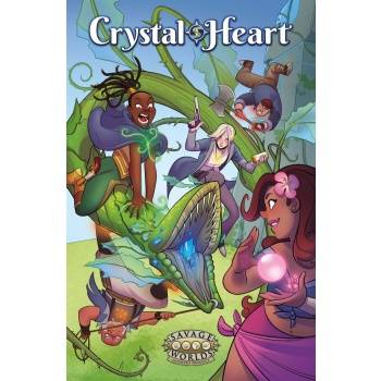 Crystal Heart RPG (Savage Worlds) Setting Book