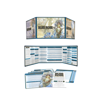 Blue Rose Narrator's Kit (AGE System)