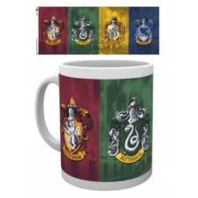 GBeye Mug - Harry Potter All Crests