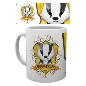 GBeye Mug - Harry Potter Hufflepuff Paint