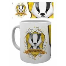 GBeye Mug - Harry Potter Hufflepuff Paint