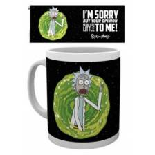 GBeye Mug - Rick and Morty Your Opinion