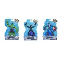 Avengers Bend & Flex Assortment Figures (8)