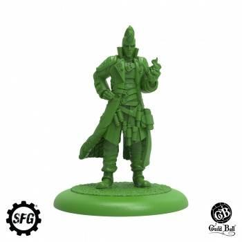 Guild Ball - The Alchemist's Guild: Soma