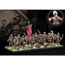 Conquest: The last Argument of Kings - Hundred Kingdoms: Militia Bowmen