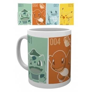 GBeye Mug - Pokemon Starters